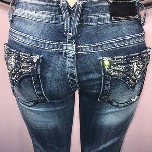 Vigoss denim jeans Size 3/4 (28) 💕